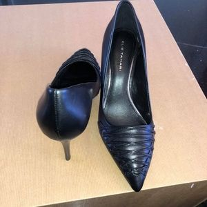 Black Elie Tahari Pump